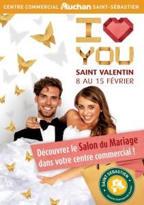 affiche-salon mariage-saint sébastien sur loire